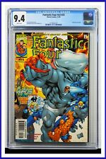 Fantastic Four #v3 #23 CGC Graded 9.4 Marvel November 1999 Comic Book
