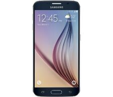 Samsung Galaxy S6 128GB Black Sapphire Telstra C *VGC* + Warranty!!