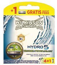 4 +1 Wilkinson Sword Hydro 5 Groomer Power Select Rasierklingen