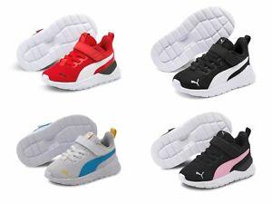 Puma Unisex Anzarun Lite AC Inf Kinder Baby Krabbelschuhe Sneaker
