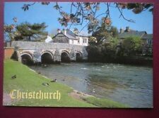 Christchurch Printed Collectable Dorset Postcards