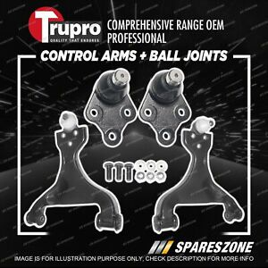 Trupro Control Arm Ball Joint Kit for Mercedes Benz Vito 639 Van 4/2004-6/2015
