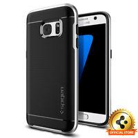 [Spigen Factory Outlet] Samsung Galaxy S7 Case [Neo Hybrid] Satin Silver