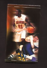 Moorhead State Dragons--2002-03 Basketball & Wrestling Schedule--State Bank