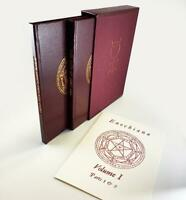 LE 41/150 ENOCHIANA Life and Diary of JOHN DEE OCCULT Hellfire Club DELUXE 2 VOL