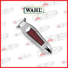 WAHL TOSATRICE DETAILER T-WIDE TRIMMER CON FILO MARRONE/CHROME