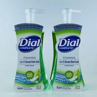 2-Pack Dial Complete Fresh Pear Foaming Liquid Hand Soap 7.5 oz Kills Bacteria