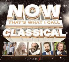 Now Thats What I Call Classical 2015 CD UK 3cd 2015 1stclassukpost