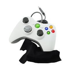 【USA FAST】 Wired USB Gamepad Controller Joystick Joypad  for PC Computer