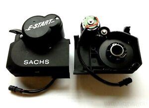 Original E Starter Einheit Deckel Magnetseite für die Saxonette Hercules Sachs: