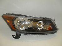 2008 - 2012 Honda Accord Sedan Passenger RH Right Halogen OEM Headlight M2153