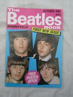 BEATLES MAGAZINE THE BEATLES BOOK October 1982 First new issue
