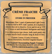 Creme Fraiche Direct Set Culture, 5-Pack