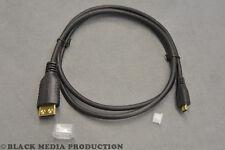 Pure link Micro HDMI-cable HDMI pi1300-010 | HDMI 1.4 4k hec/Arc sls - 1m * nuevo *