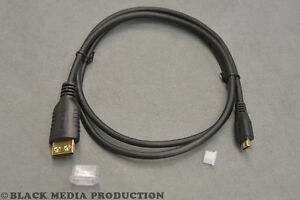 PureLink Micro HDMI - HDMI Kabel PI1300-010   HDMI 1.4 4K HEC/ARC SLS - 1m *NEU*