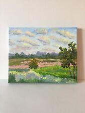 original acrylic impressionism landscape modern art on canvas