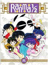 Ranma 1/2 - Tv Series Set 6 - 3 DISC SET (2015, DVD New)