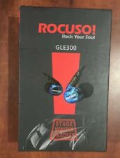 ROCUSO GLE300, Stage Monitor Headset *CLEAR