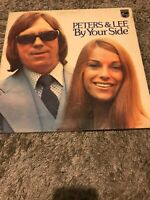 Peters & Lee – By Your Side. Vinyl LP record.