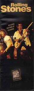 Rolling Stones Spartito Paroles Et Accords Nuovo 5020679509654