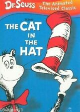 Dr. Seuss - The Cat in the Hat (Fullscreen DVD, 2003) *Animated*