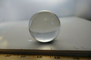 "BBD59 SMALL CRYSTAL BALL 2.35""  or 59mm diameter"