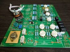 HIFI Tube Preamp DIY Kit Line and Phono AMP Circuit REF KONDO(AUDIONOTE) KSL-M77