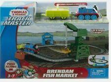 Thomas and Friends Track Master Brendam Fish Market Push Along Railway Cranky