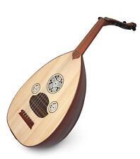 Türkische Oud Ud Laute Lavta Türkei 11 String Fretless Handarbeit Mahagoni Nuss