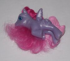 McDonalds My Little Pony Star Song Purple Pink 2008 #2