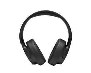 NEW JBL Tune 750BTNC Wireless Headphones Noise Cancelling Black