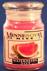 Watermelon Soy Candle, 5oz Apothecary Jar