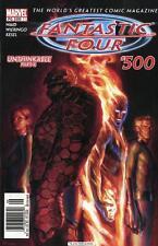 FANTASTIC FOUR (2002) - # 500-543 SET/LOT (CIVIL WAR/HULK) !!!