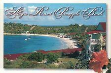 Allegro Pineapple Beach Resort, Antigua, West Indies, Caribbean --- Postcard