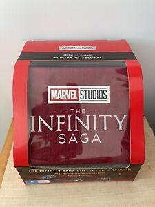Marvel Studios: The Infinity Saga Collection 4K Ultra HD Blu-Ray