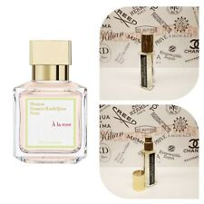 Maison Francis Kurkdjian A La Rose - 17ml Perfume extract based EDP Decanted