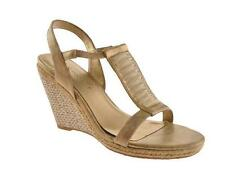 a5a178db292 Anne Klein Women s Wedge Sandals and Flip Flops for sale