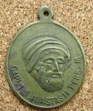 St Anastatius of Persia Medal / Pendant