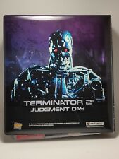 Terminator 2 Artbox Topps Impel Complete Set Official Binder Lot Promo Cards