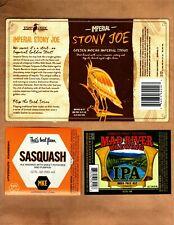 Premium Set Of 30 U.S. Micro Beer Labels # 4 !