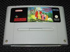 Jeu FAMILLE ADDAMS FAMILY PUGSLEY'S SCAVENGER HUNT SNES Super Nintendo PAL FAH