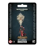 Imagifier Adepta Sororitas Sisters of Battle Blister Warhammer 40K NIB 3/21!