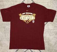 2004 USC Trojans National Champion T Shirt Orange Bowl -Men's Size 2XL 🚚FREE📦