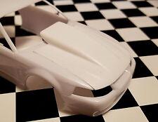 Resin Bubble Hood for '99 Mustang SVT Cobra Monogram. 1/25 NEW, HOT!