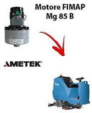 Motore Ametek di aspirazione per lavapavimenti FIMAP Mg 85 B