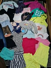 #601💜 Huge Bundle Of Girls Clothes 7-8years NEXT GEORGE GAP LEVIS MONSOON RIVER
