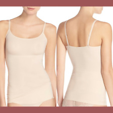NWT$58 Spanx Thinstincts Convertible Camisole Tank Top in Nude [SZ Large ] #K392
