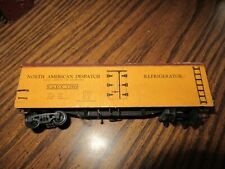 Vintage HO Scale wood North American Despatch boxcar 12900