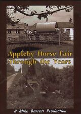 APPLEBY HORSE FAIR THROUGH THE YEARS DVD - Romany, Gypsy, Travellers