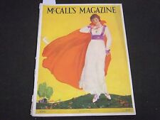 1915 APRIL MCCALL'S MAGAZINE - FASHION ILLUSTRATIONS - CUT OUT PAGE - ST 175